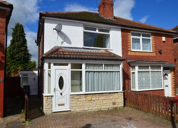 Thumbnail 3 bed semi-detached house for sale in Northfield Road, Sprotbrough, Doncaster