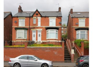 Thumbnail 4 bed semi-detached house for sale in Firth Park Road, Sheffield