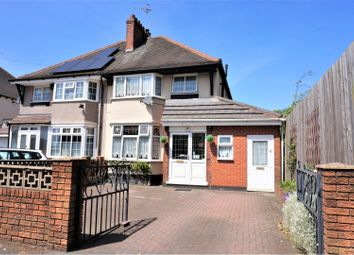 Thumbnail 3 bed semi-detached house for sale in Stourbridge Road, Brierley Hill
