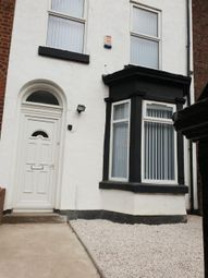 Thumbnail 5 bedroom terraced house to rent in Windsor Road, Tuebrook, Liverpool