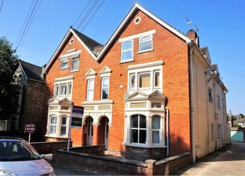 Thumbnail 2 bed flat for sale in 56 Chaucer Road, Bedford