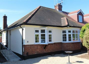 Thumbnail 2 bed semi-detached bungalow for sale in Boardman Avenue, North Chingford, London