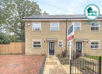 Thumbnail 3 bed end terrace house for sale in Church Road, Uxbridge, Middlesex