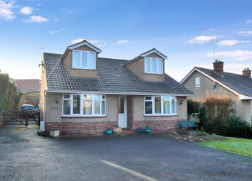 Thumbnail 4 bed detached bungalow for sale in Yallands Hill, Monkton Heathfield, Taunton, Somerset