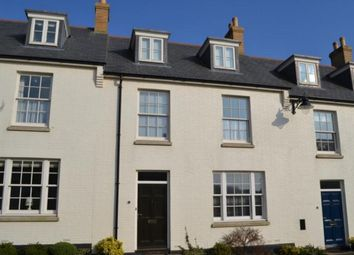 Thumbnail 3 bed terraced house to rent in Corston Street, Poundbury, Dorchester