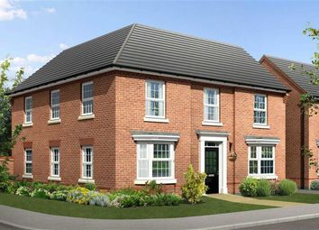 Thumbnail 4 bed detached house for sale in Carters Lane, Fairfields, Milton Keynes