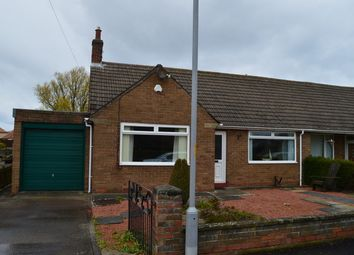 Thumbnail 2 bed bungalow for sale in Ladywell Place, Tweedmouth, Berwick-Upon-Tweed, Northumberland