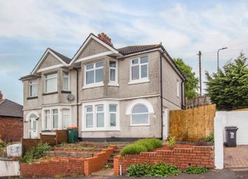 3 bed semi-detached house for sale in Shelley Road, Newport NP19