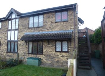 Thumbnail 2 bed flat to rent in Cloverdale, Northwich