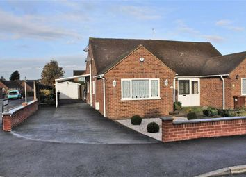 Thumbnail 2 bed semi-detached bungalow for sale in Nursery Road, Meopham, Gravesend