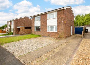 Thumbnail 2 bed semi-detached house for sale in Lancelot Way, Fenstanton, Huntingdon