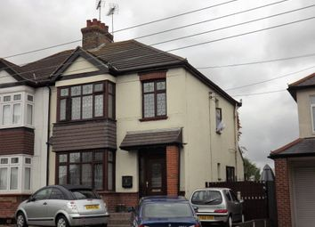 Thumbnail 4 bedroom semi-detached house to rent in Daws Heath Road, Benfleet