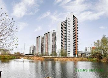 Thumbnail 2 bedroom flat to rent in Neutron Tower, 6 Blackwall Way, London