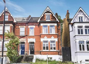 Thumbnail 1 bed flat to rent in Knollys Road, London