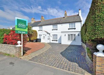 Thumbnail 6 bed end terrace house for sale in Cokeham Lane, Sompting, West Sussex