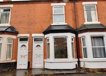 Thumbnail 2 bedroom terraced house for sale in Salisbury Street, Long Eaton, Nottingham