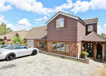 Thumbnail 4 bedroom semi-detached bungalow for sale in Squires Way, Joydens Wood, Dartford