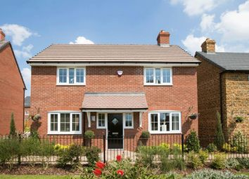 "Thumbnail 3 bed detached house for sale in ""Dartmouth"" at Arnold Drive, Corby"