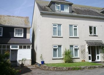 Thumbnail 2 bed flat to rent in The Gew, Marazion