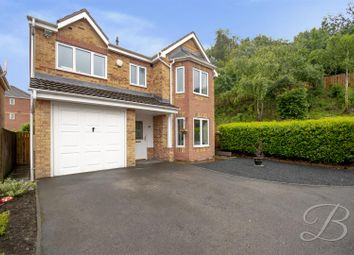 Thumbnail 4 bed detached house for sale in Heathfield Way, Mansfield