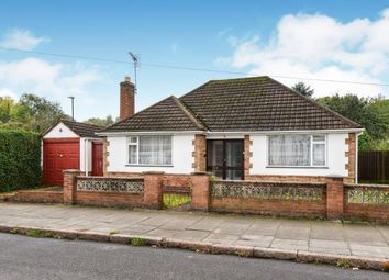 Thumbnail 2 bed bungalow for sale in Stokes Drive, Leicester, Leicestershire, United Kingdom