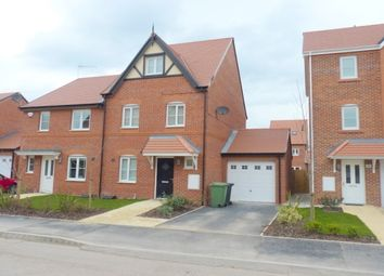 Thumbnail 3 bed semi-detached house to rent in Hesketh Way, Bromborough, Wirral