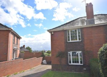 Thumbnail 2 bed semi-detached house for sale in Bowhay Lane, Exonia Park, Exeter