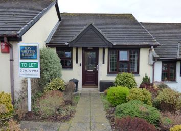 Thumbnail 1 bed bungalow to rent in Briarfield, Rawlings Lane, Fowey