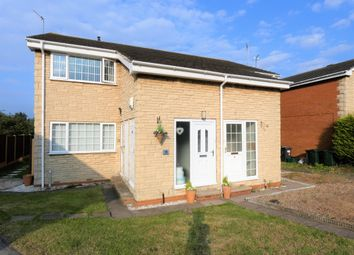 Thumbnail 2 bed maisonette for sale in Orchard Close, Dunsville, Doncaster