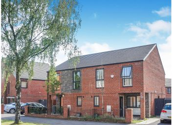 Thumbnail 3 bed semi-detached house to rent in Butler Street, Manchester