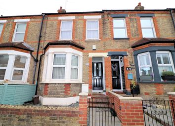 2 bed terraced house for sale in Hengist Road, Northumberland Heath, Kent DA8
