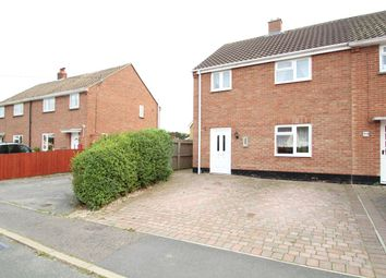 Thumbnail 3 bed semi-detached house for sale in Ducksen Road, Mendlesham, Stowmarket
