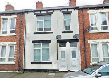 Thumbnail 3 bedroom flat for sale in John Williamson Street, South Shields