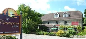 Thumbnail Hotel/guest house for sale in Countryman Hotel, Old Coach Road, St Ives, St Ives