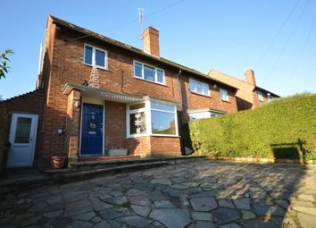 Thumbnail 4 bed semi-detached house to rent in Long Elms, Abbots Langley