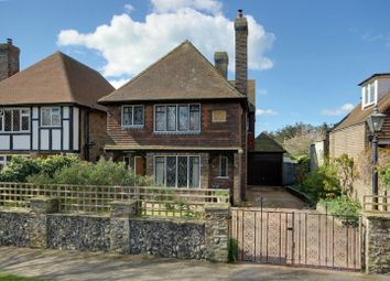 Thumbnail 4 bed detached house for sale in Carlton Road, Seaford