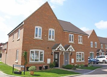 Thumbnail 3 bed semi-detached house to rent in Potteries Lane, Chilton, Didcot