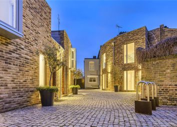Thumbnail 2 bed mews house for sale in Lycett Place, London