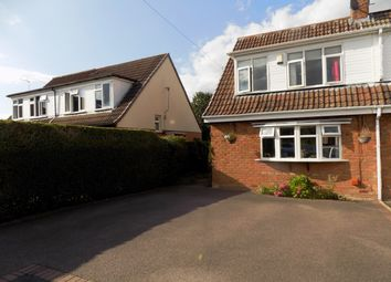 Thumbnail 3 bed semi-detached house for sale in Sommerville Road, Alrewas