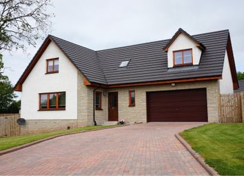 Thumbnail 5 bed detached house for sale in Bearehill Drive, Brechin