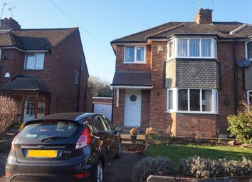 Thumbnail 3 bed semi-detached house for sale in Rippingille Road, Great Barr, Birmingham