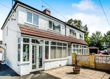Thumbnail 3 bed semi-detached house for sale in Wharncliffe Grove, Shipley