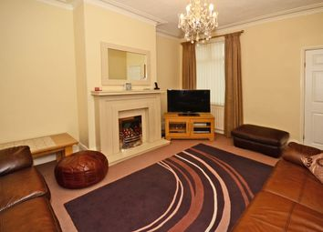 Thumbnail 3 bed terraced house for sale in Wellington Road, Hanley
