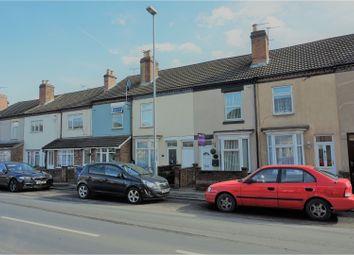 Thumbnail 3 bedroom terraced house for sale in Shobnall Street, Burton-On-Trent