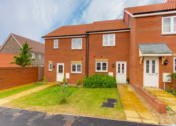 2 bed terraced house to rent in St. Michaels Way, Cranbrook, Exeter EX5