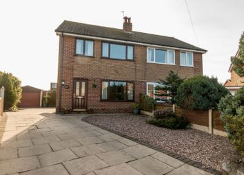 Thumbnail 3 bed semi-detached house for sale in Windsor Road, Eccleston
