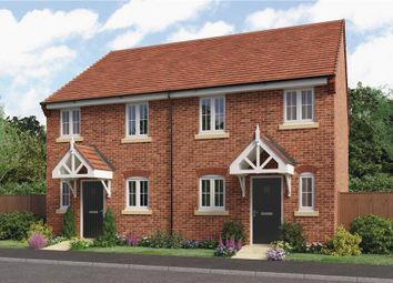 "Thumbnail 3 bed semi-detached house for sale in ""Beeley"" at Luke Lane, Brailsford, Ashbourne"