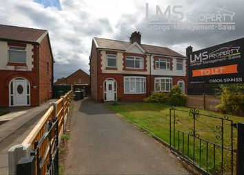 Thumbnail 3 bed semi-detached house to rent in Townfields Road, Winsford