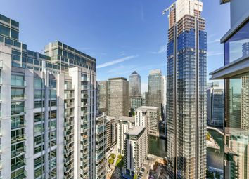 3 bed flat for sale in Valiant Tower, South Quay Plaza, Canary Wharf E14