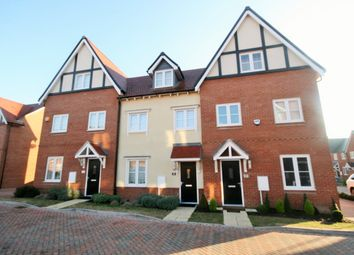 Thumbnail 3 bedroom terraced house to rent in Abingdon Close, Basildon